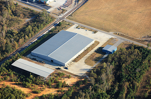 Hanceville Distribution Center Opens