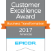Birmingham Fastener Awarded in Epicor Customer Excellence Awards