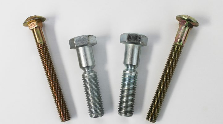 electroplated fasteners