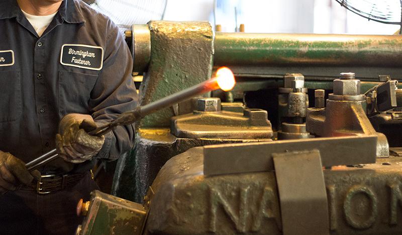 Birmingham Fastener Manufacturing Opens